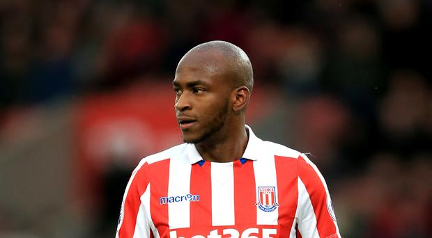 Saido Berahino joined Stoke from West Brom in January