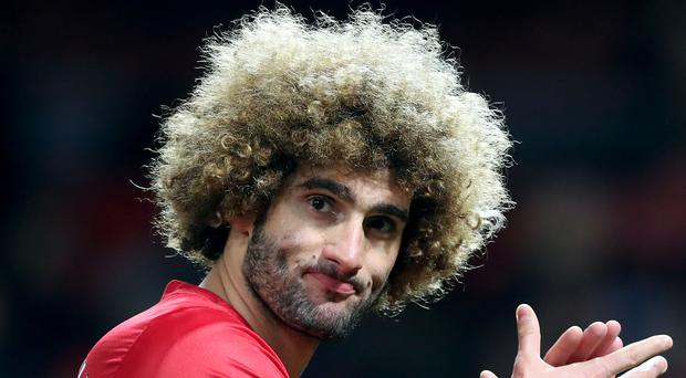 Marouane Fellaini has been linked with a move to China