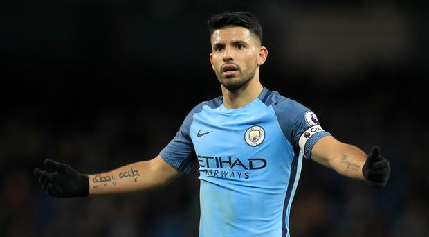 Manchester City were held to a goalless draw by Stoke