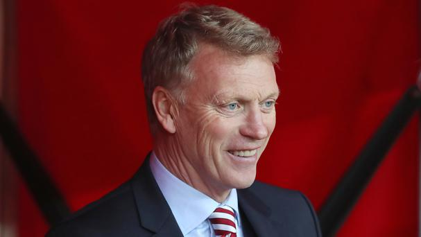 Manager David Moyes is urging Sunderland to emulate Manchester United