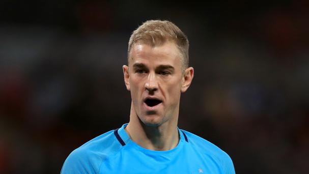 Joe Hart feels his future probably lies away from Manchester City