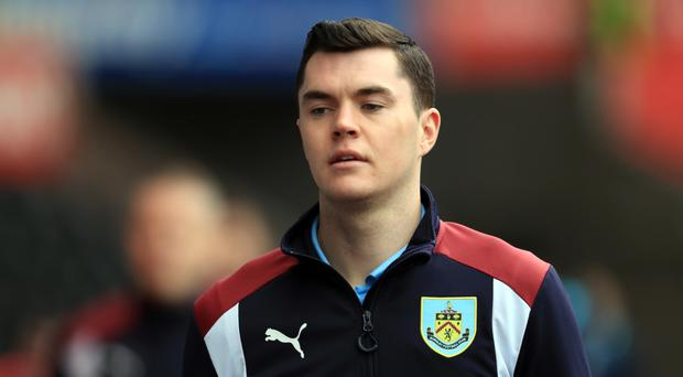 Michael Keane and Burnley are yet to taste success on their travels