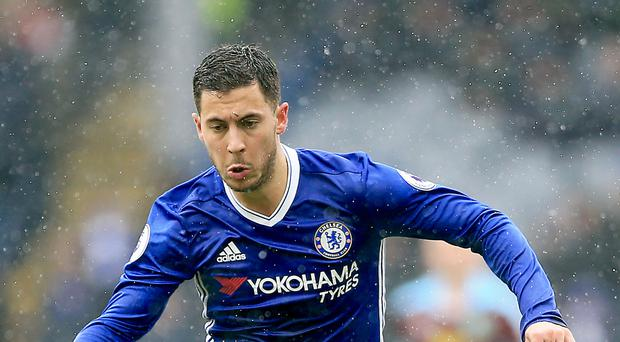 Eden Hazard is eager to add the FA Cup to his medal collection at Chelsea