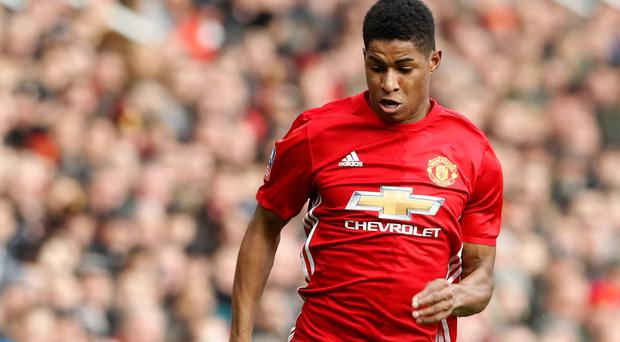Marcus Rashford misses the trip to Chelsea through illness