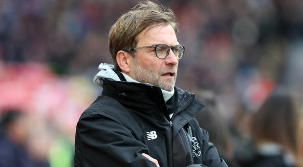 Liverpool manager Jurgen Klopp insists his side do not have a mentality problem against lower-placed opposition