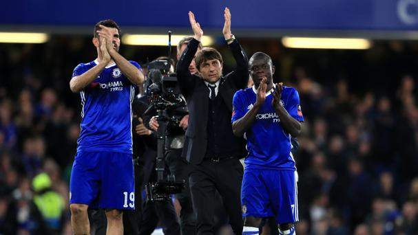 N'Golo Kante was a stand-out for Chelsea