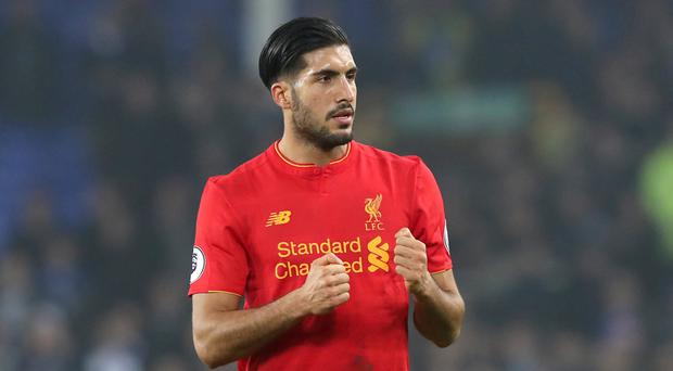 Liverpool midfielder Emre Can insists stalled contract negotiations are not about money.