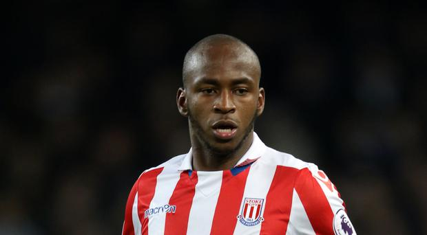 Saido Berahino is looking for a fresh start at Stoke.