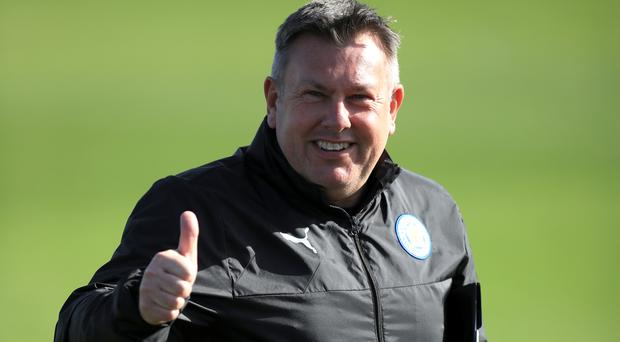 Leicester boss Craig Shakespeare believes his side can be the surprise team in the Champions League last eight