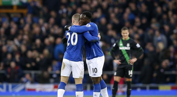 Romelu Lukaku and Ross Barkley are reportedly wanted by Chelsea