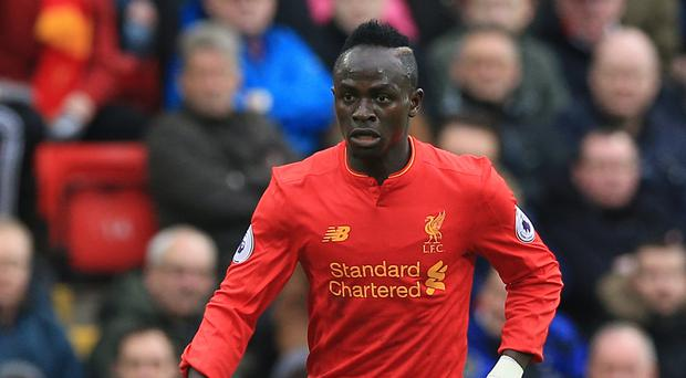 Liverpool forward Sadio Mane had a meeting with Jurgen Klopp was he was in charge of Borussia Dortmund