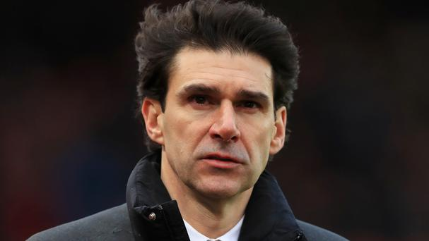Aitor Karanka leaves Middlesbrough with club in Premier League relegation zone