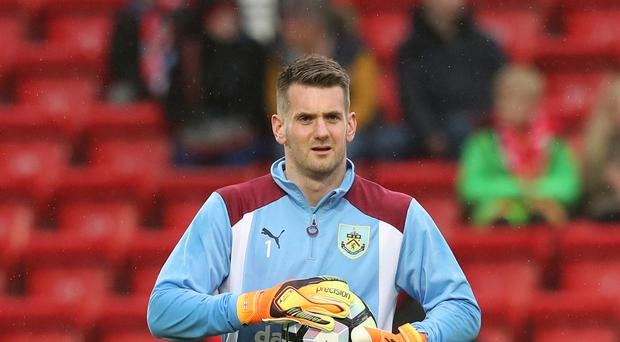 Burnley pair Tom Heaton and Michael Keane have been called up again by England.