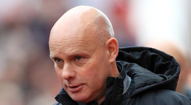 Assistant head coach Steve Agnew (pictured) has taken charge of Middlesbrough following Aitor Karanka's departure