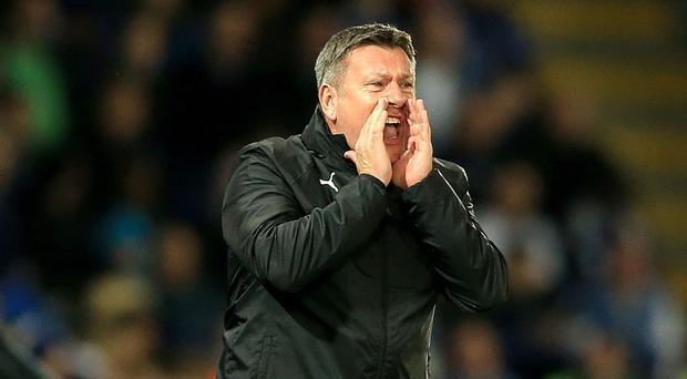 Craig Shakespeare demands continued focus from Leicester