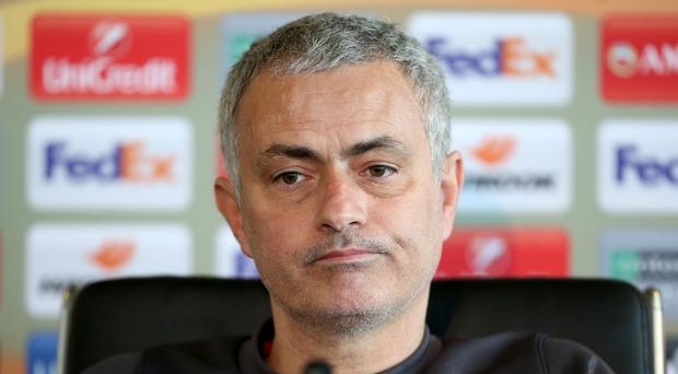 Manchester United manager Jose Mourinho believes Middlesbrough players let down Aitor Karanka