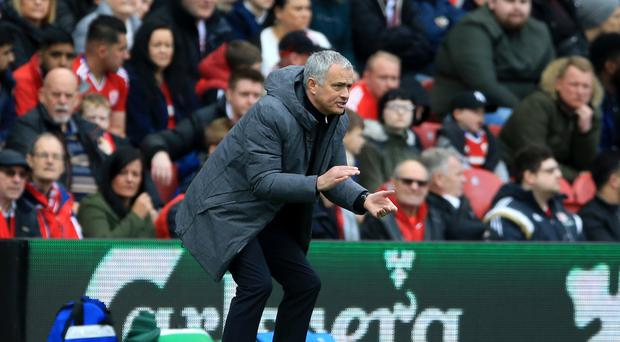 Manchester United manager Jose Mourinho was delighted with his side's attitude and desire in their win over Middlesbrough