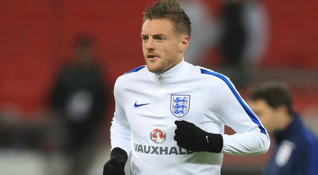 England striker Jamie Vardy says he has received death threats following Claudio Ranieri's Leicester sacking.