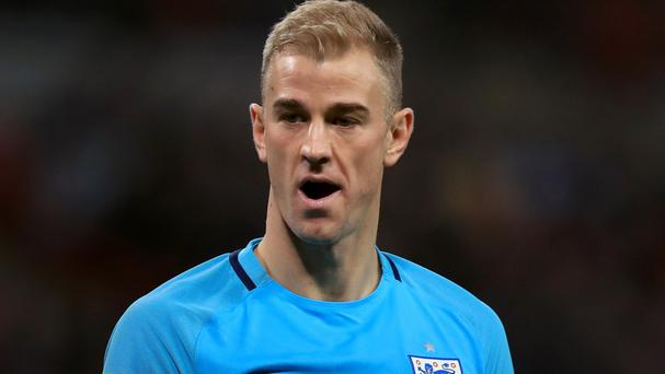 England's starting XI - Tom Heaton vs Joe Hart comparison