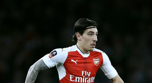 Hector Bellerin has been at Arsenal for six years