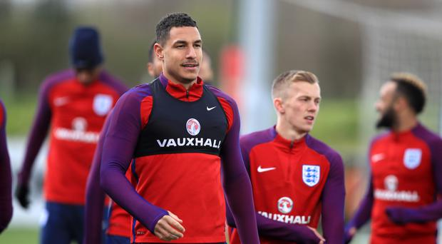 England's Jake Livermore is grateful for the help he was given during trying times