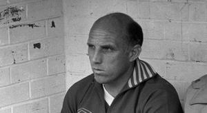 'Mr Liverpool' Ronnie Moran, left, has died aged 83.