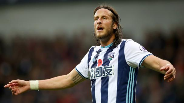 Jonas Olsson: West Bromwich Albion defender joins Swedish side Djurgarden IF