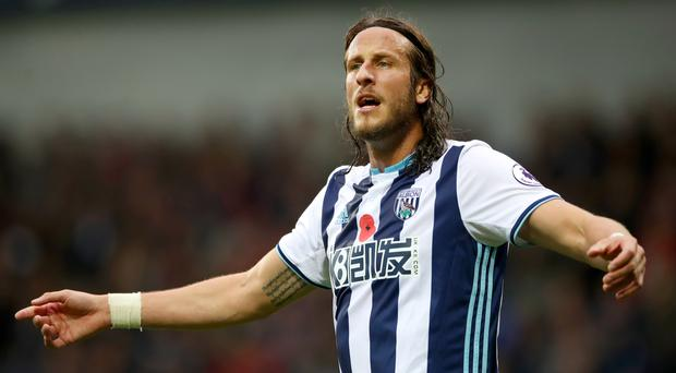Jonas Olsson has left West Brom to return to his homeland