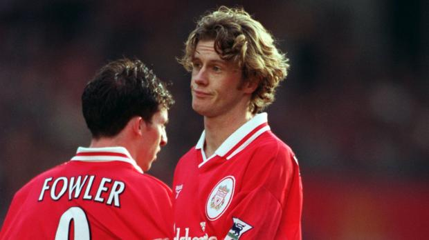 Former Liverpool striker Robbie Fowler recalled an eventful trip to Madrid to visit his friend Steve McManaman
