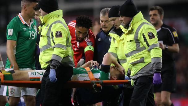 Ledley responds to claims he laughed at broken leg victim Coleman