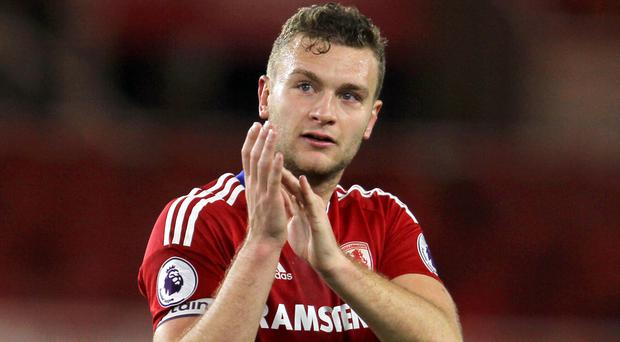 Middlesbrough's Ben Gibson was delighted to be called into the full England squad for the first time