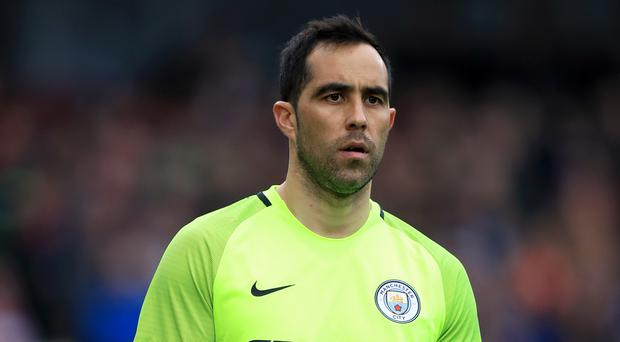 Claudio Bravo has failed to impress at Manchester City