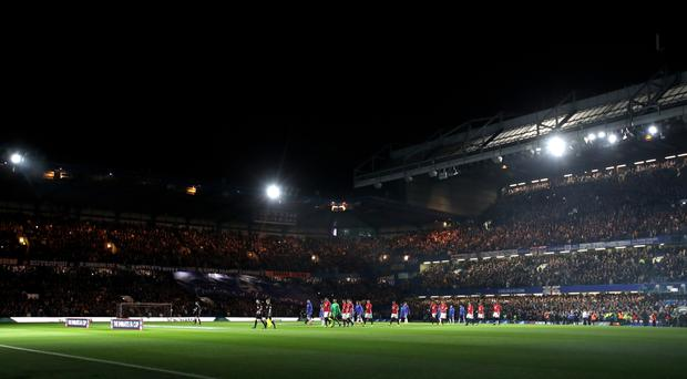 A complaint was made on March 14, a day after Chelsea's 1-0 FA Cup quarter-final success