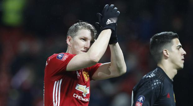 Bastian Schweinsteiger is now a Chicago Fire player
