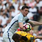 Burnley boss Sean Dyche says England honours can only be a good thing for Michael Keane and the club