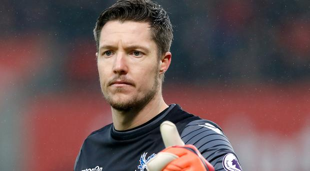 Crystal Palace goalkeeper Wayne Hennessey excelled in the 2-1 win at Chelsea