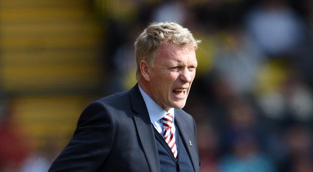 David Moyes saw Sunderland's relegation fears deepen at Watford