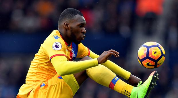 Crystal Palace's Christian Benteke says the Eagles' confidence is soaring after the win at Chelsea