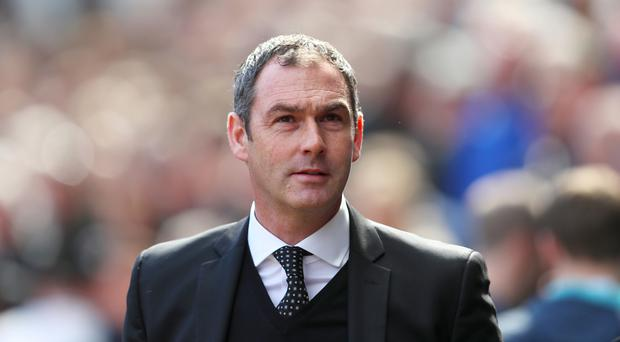 Swansea boss Paul Clement felt his side should have been awarded a late penalty