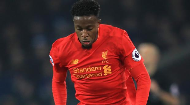 Divock Origi has ambitions to become a key player for Liverpool.