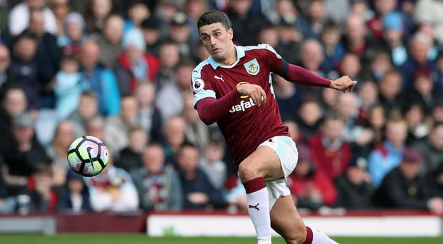 Matt Lowton recently chalked up his 50th appearance for Burnley and 100th in the Premier League