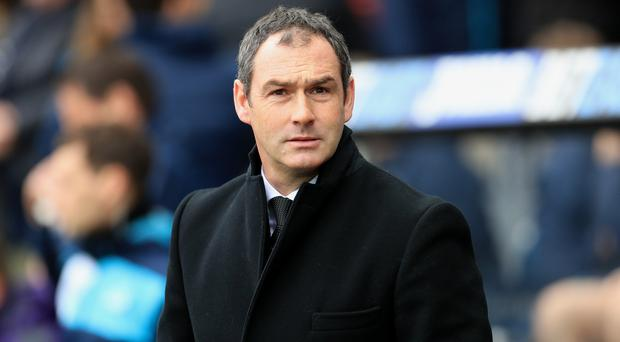 Swansea boss Paul Clement hopes to derail Tottenham's title push on Wednesday