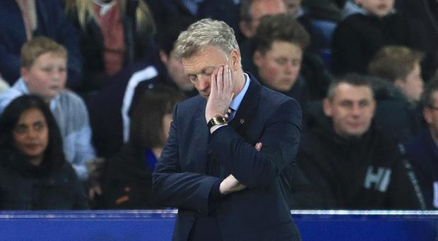 Sunderland boss David Moyes mulls over a 20th Premier League defeat of the season
