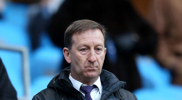 Under-fire Swansea chairman Huw Jenkins has a long-term future at the Premier League club, say the American owners.