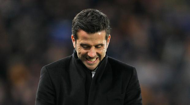Hull boss Marco Silva maintained his impressive record at home.