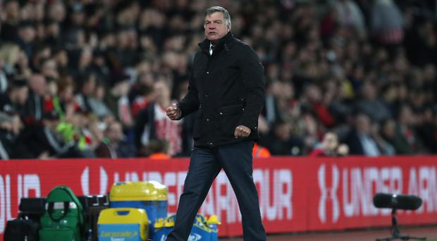 Crystal Palace manager Sam Allardyce is preparing his side to face Arsenal