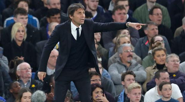 Head coach Antonio Conte has reiterated his commitment to Chelsea