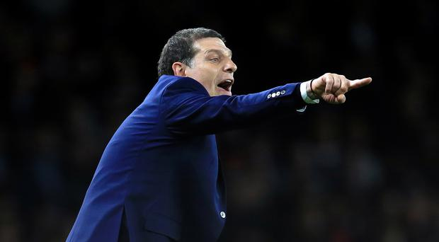 West Ham boss Slaven Bilic is looking to avoid a sixth straight defeat