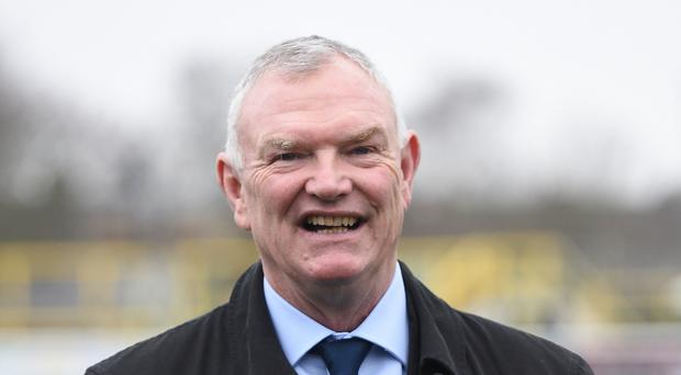 Greg Clarke has been talking about football after Brexit