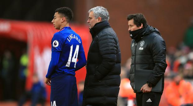 Jesse Lingard extended his stay at United on Thursday